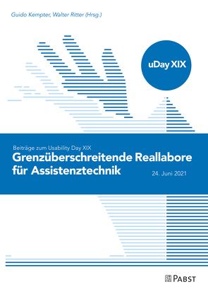 Grenzüberschreitende Reallabore für Assistenztechnik von Kempter,  Guido, Ritter,  Walter