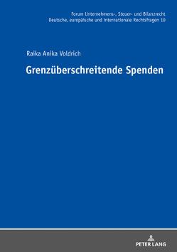 Grenzüberschreitende Spenden von Voldrich,  Raika