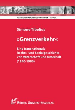 """""""Grenzverkehr"""" von Tibelius,  Simone"""