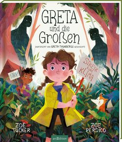 Greta und die Großen von Persico,  Zoe, Tucker,  Zoë