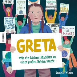 Greta – wie ein kleines Mädchen zu einer großen Heldin wurde von Kröll,  Tatjana, Winter,  Jeanette