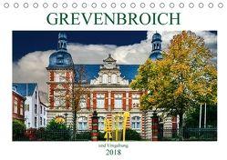 Grevenbroich und Umgebung (Tischkalender 2018 DIN A5 quer) von Robert,  Boris