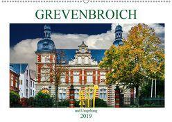 Grevenbroich und Umgebung (Wandkalender 2019 DIN A2 quer)