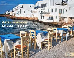 Griechenland 2020 Großformat-Kalender 58 x 45,5 cm von Linnemann Verlag