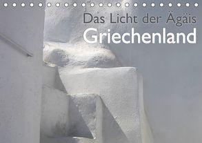 Griechenland – Das Licht der Ägäis (Tischkalender 2018 DIN A5 quer) von Kraemer / diafimin,  Silvia