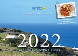 Griechenland-Foto-Kalender 2022