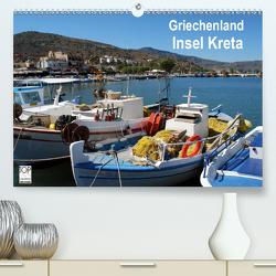 Griechenland – Insel Kreta (Premium, hochwertiger DIN A2 Wandkalender 2020, Kunstdruck in Hochglanz) von Schneider,  Peter