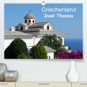 Griechenland – Insel Thassos (Premium, hochwertiger DIN A2 Wandkalender 2020, Kunstdruck in Hochglanz) von Schneider,  Peter