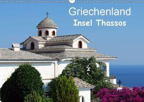 Griechenland – Insel Thassos (Wandkalender 2019 DIN A3 quer) von Schneider,  Peter