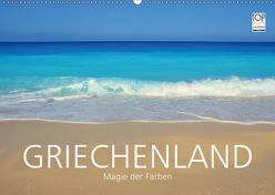 Griechenland –Magie der Farben (Wandkalender 2019 DIN A2 quer) von Keller,  Fabian