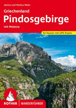 Griechenland – Pindosgebirge (E-Book) von Meier,  Janina, Meier,  Markus