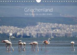 Griechenland – Von Epirus bis zu den Inseln (Wandkalender 2018 DIN A4 quer) von und Christian Beck,  Kathrin