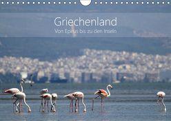 Griechenland – Von Epirus bis zu den Inseln (Wandkalender 2019 DIN A4 quer) von und Christian Beck,  Kathrin