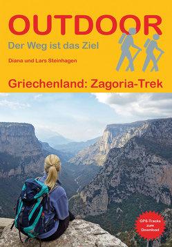 Griechenland: Zagoria-Trek von Steinhagen,  Diana, Steinhagen,  Lars