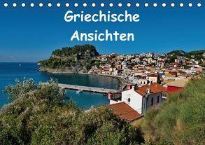 Griechische Ansichten (Tischkalender immerwährend DIN A5 quer) von Dummermuth,  Stefan