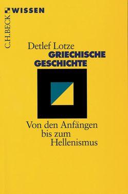 Griechische Geschichte von Lotze,  Detlef