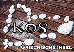 Griechische Insel Kos (Wandkalender 2018 DIN A2 quer) von Schwarze,  Nina
