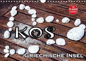 Griechische Insel Kos (Wandkalender 2018 DIN A4 quer) von Schwarze,  Nina