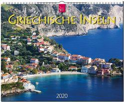 Griechische Inseln von Redaktion Verlagshaus Würzburg,  Bildagentur