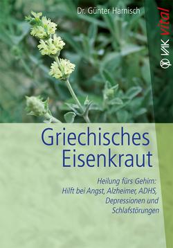 Griechisches Eisenkraut von Harnisch,  Günter