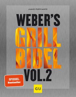 Grillbibel Vol. 2 von Purviance,  Jamie