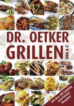 Grillen von A-Z von Dr. Oetker
