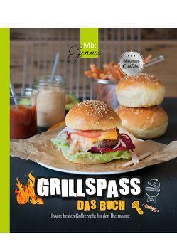 GRILLSPASS – Das Buch von Wild,  Corinna