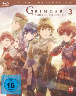 Grimgar, Ashes & Illusions – Blu-Ray 3 von Nakamura,  Ryosuke