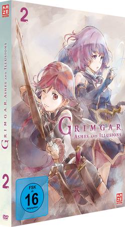 Grimgar, Ashes & Illusions – DVD 2 von Nakamura,  Ryosuke