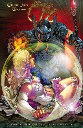 Grimm Fairy Tales präsentiert: Oz von Brusha,  Joe, Neto,  Rolando