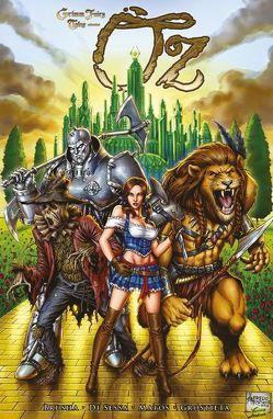 Grimm Fairy Tales präsentiert: Oz von Brusha,  Joe, Di Sessa,  Rolando, Mendonça,  Miguel, Neto,  Rolando