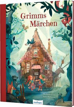 Grimms Märchen von Brüder Grimm, , Hofmann,  Anne, Sauerhöfer,  Ulrike, Tress,  Sylvia