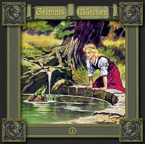 Grimms Märchen 1 von Baeck,  Jean Paul, Grimm,  Jacob, Grimm,  Wilhelm, Gruppe,  Marc, Kurmin,  Dagmar von, Naumann,  Horst, Schneider,  Reinhilt, Weis,  Peter