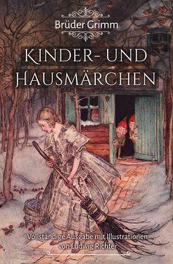 Grimms Märchen: Kinder- und Hausmärchen von Grimm,  Jacob, Grimm,  Wilhelm