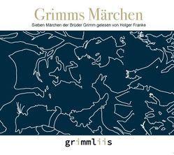 Grimms Märchen von Brüder Grimm, , Franke,  Holger