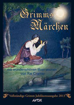 Grimms Märchen von Cramer,  Rie, Grimm,  Jacob, Grimm,  Wilhelm, Taschow,  Ulrich