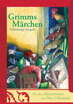 Grimms Märchen von Grimm,  Jacob, Grimm,  Wilhelm