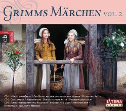 Grimms Märchen Box 2 von Brüder Grimm, , Diverse