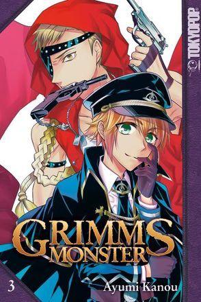 Grimms Monster 03 von Kanou,  Ayumi