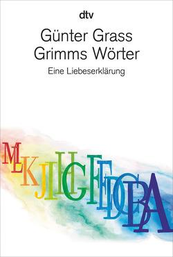 Grimms Wörter von Grass,  Günter