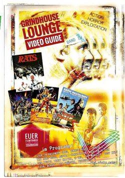 Grindhouse Lounge: Video Guide – Band 4 – Euer Filmführer durch den Videowahnsinn / Mit den Reviews zu Todesparty 2, The Hidden, Back in Action, Blast Heroes, House 3 und vielen mehr! von Port,  Andreas