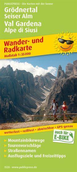 Grödnertal, Seiser Alm / Val Gardena, Alpe di Siusi