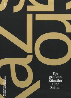 GröKaZs: Die größten Künstler aller Zeiten von Baur,  Andreas, Bunk,  Holger, Rößler,  Stephan, Tillack,  Sven