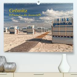 Grömitz – Ostseebad an der Sonnenseite (Premium, hochwertiger DIN A2 Wandkalender 2021, Kunstdruck in Hochglanz) von Nordbilder