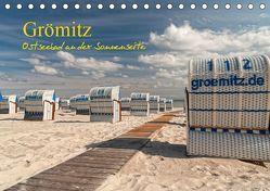 Grömitz – Ostseebad an der Sonnenseite (Tischkalender 2019 DIN A5 quer) von Nordbilder,  k.A.