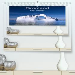 Grönland – Der Westen (Premium, hochwertiger DIN A2 Wandkalender 2020, Kunstdruck in Hochglanz) von A. Langenkamp,  Wolfgang