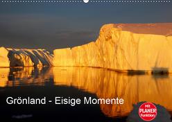 GRÖNLAND – EISIGE MOMENTE (Wandkalender 2019 DIN A2 quer) von Joecks,  Armin
