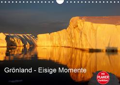 GRÖNLAND – EISIGE MOMENTE (Wandkalender 2019 DIN A4 quer) von Joecks,  Armin