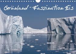 Grönland – Faszination Eis (Wandkalender 2020 DIN A4 quer) von F. Schlier,  Rolf