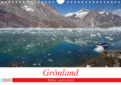 Grönland – Wildes, weites Land (Wandkalender 2020 DIN A4 quer) von Pantke,  Reinhard